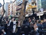 Ankara'da, Boğaziçi eyleminde 30 gözaltı