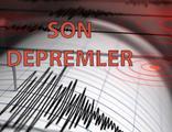 Son depremler... 12 Şubat 2021