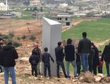 Göbeklitepe yakınındaki metal blok için Edirne'den geldiler