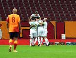 Galatasaray, Türkiye Kupası'na veda etti