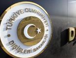 Türkiye'den Atina'da düzenlenen Dostluk Forumu'na tepki