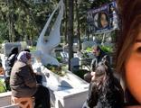 Özgecan Aslan mezarı başında anılıyor