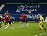 Diagne, Premier Lig'deki ilk golünü Manchester United'a attı
