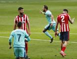 Atletico Madrid'e sahasında Levante şoku