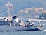 Yunan savaş uçaklarından Türk gemisine taciz