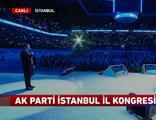 AK Parti İl Kongresi'ne Tuana'nın şarkısı damga vurdu