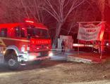 Denizli'de restoran yangını: 3 ölü