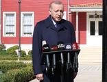 Erdoğan'dan 'kısıtlamalar esneyecek mi?' sorusuna yanıt