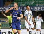 Juventus'a Verona çelmesi