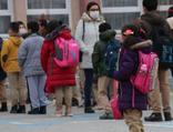 Mutant virüs 5 okulda yüz yüze eğitimi erteletti