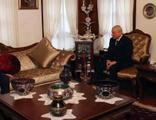 Ankara'da sürpriz görüşme
