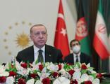 Cumhurbaşkanı Erdoğan'dan 'Karabağ' mesajı