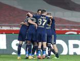 Fenerbahçe, Konya'da 3 puanı 3 golle aldı