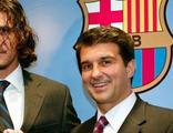 Rüştü'yü Barcelona'ya getiren Laporta yeniden başkan