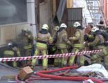 Bağcılar'da 4 katlı binada patlama!