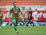 Alanyaspor, Antalyaspor'un yenilmezlik serisini bitirdi