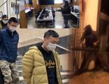 119 Çinli gözaltına alındı