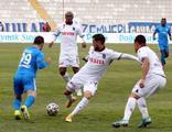 Erzurum'da sessiz maç