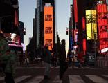 New York'ta 'Gülen'i durdurun' ilanı!