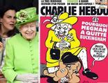 İngiliz basınından Charlie Hebdo'ya tepki!