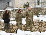 Aliyev'den işgalden kurtarılan Fuzuli ve Hocavend'e ziyaret