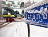 Bünyamin Sürmeli'den İstanbul için 'kar yağışı' açıklaması