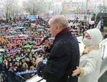 Cumhurbaşkanı Erdoğan'dan kongre öncesi ilk mesajlar
