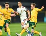 Belçika, Galler'i 3 golle geçti