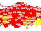 Türkiye'nin tek mavi rengi Şırnak oldu! İşte başarının sırrı