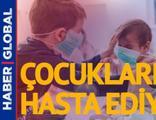 Mutant virüs çocukları hasta ediyor