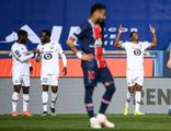 Lille, PSG'yi zirveden indirdi