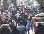 Taksim ve İstiklal Caddesi dolup taştı