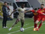 Fenerbahçe, Malatya'da 2 puan bıraktı