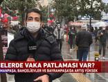 İşte İstanbul'un vaka röntgeni!