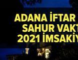 Adana imsakiye 2021