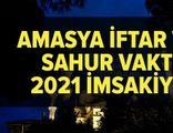 Amasya imsakiye 2021