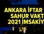 Ankara imsakiye 2021