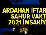 Ardahan imsakiye 2021
