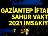 Gaziantep imsakiye 2021