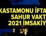 Kastamonu imsakiye 2021
