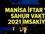 Manisa imsakiye 2021