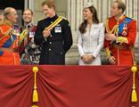 Saray'a geri döndü! Prens Harry'den duygulandıran mesaj