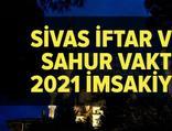 Sivas imsakiye 2021