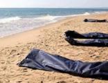 Tunus'ta göçmen faciası: Ölüler var!