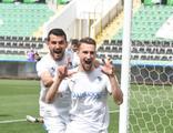 Erzurumspor'dan Denizli'de harika geri dönüş