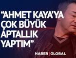 Serdar Ortaç: Ahmet Kaya'ya çok büyük aptallık yaptım