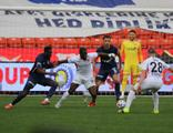 Gaziantep'te 4 gol var, kazanan yok