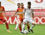 Kayseri'de kritik maçta puanlar paylaşıldı
