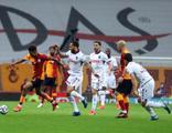 Galatasaray 1 puanı son saniyede kurtardı