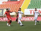 5 gollü maçta kazanan Alanyaspor